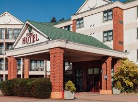 The Grand Hotel Nanaimo, Nanaimo