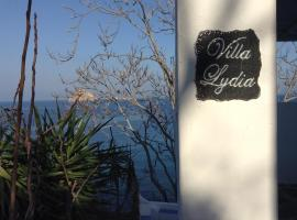 Villa Lydia, Panarea