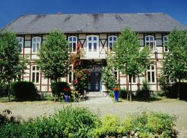 Herrenhaus Salderatzen, Waddeweitz (Küsten yakınında)