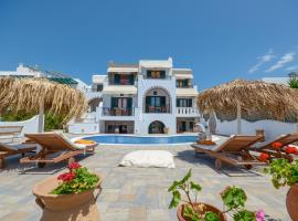 Orama Apartments, Agia Anna Naxos