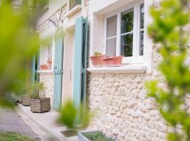 Chambre et Table d'Hôtes Le Souleilla, Renneville (рядом с городом Beauteville)