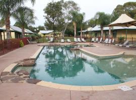 Murray River Resort, Moama (Torrumbarry yakınında)