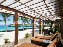 Coconuts Beach Club Resort and Spa, Fausaga