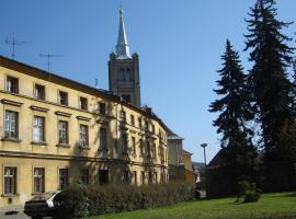 Apartmány - Vidnava