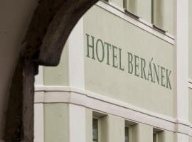 Hotel Beránek, Blatná