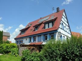 Pension Schwalbennest, Herdwangen-Schönach (Ruhestetten yakınında)