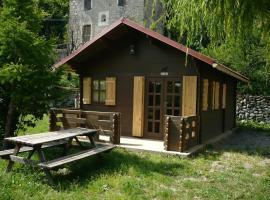 Camping de l'Amitié, Touët-sur-Var (рядом с городом La Penne)