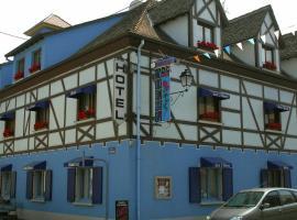 Hôtel Restaurant Aux Deux Roses