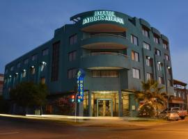 Hotel Barros Arana