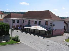 Hotel U Jiřího, Humpolec (Herálec yakınında)