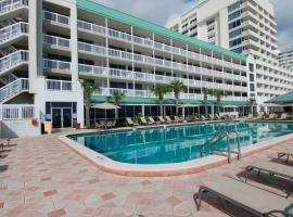 Daytona Beach Resort And Conference Center 3 Stars This Is A Preferred Property They Provide Excellent Service Great Value Have Awesome Reviews