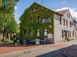 Hotel Perpendikel, Bruchhausen-Vilsen (Sudwalde yakınında)