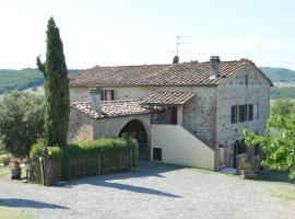 Casa Riccardo, Casole d'Elsa (Mensano yakınında)