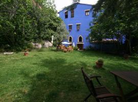 Hotel Spa Moli de l'Hereu, Ráfales (Fuentespalda yakınında)
