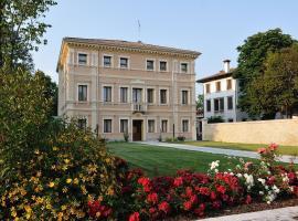 Villa Maternini, Vazzola