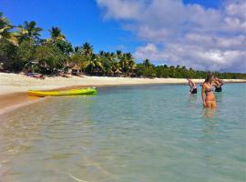 Blue Lagoon Beach Resort, Nacula Island