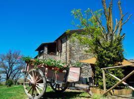 Agriturismo Il Poggio Di Orvieto, Orvieto (Berdekatan Morrano)