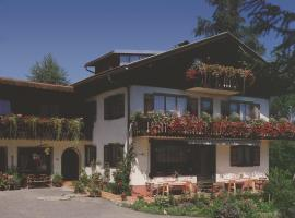Gästehaus Schmid & Reitzner, Immenstadt im Allgäu (Zaumberg yakınında)