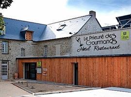 Logis Hotel Le Prieure Des Gourmands, Bonnoeuvre