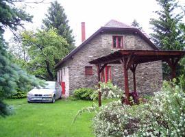 Gereben Villa, Velem (рядом с городом Cák)