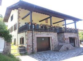 Casa Rural Larraldea, Elizondo (Garzáin yakınında)