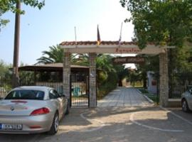 Santa Catalina, Каливиа Пoлийирoу (рядом с городом Olynthos)