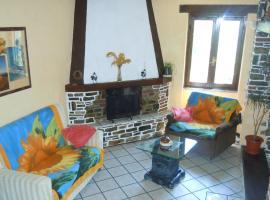 Casa Romantica in Liguria, Testico