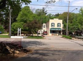 Emerald Necklace Inn Bed and Breakfast, Lakewood (in de buurt van Fairview Park)