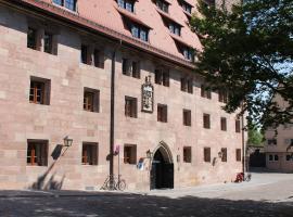Jugendherberge Nürnberg - Youth Hostel