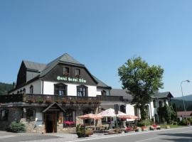 Hotel Lesní dům, Janske Lazne