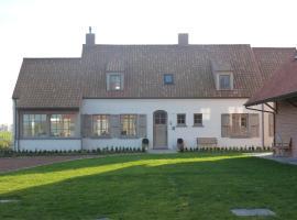 B&B 't Hof van Spiere, Spiere (Pecq yakınında)