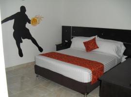 Hotel PSA Sport