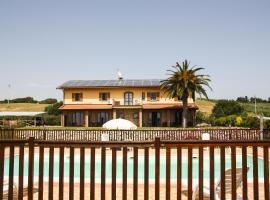 Casa Vacanza Il Malandrone, Vada (Terriccio yakınında)