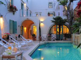 Mythos Suites Hotel