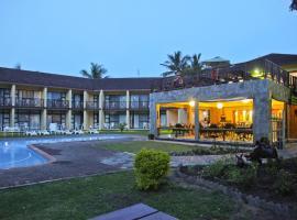 Elephant Lake Hotel, St Lucia