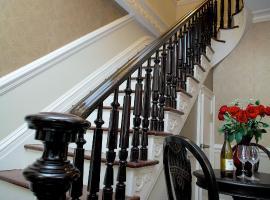 The Guest House at Norwalk Inn, Norwalk (in de buurt van Westport)