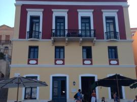 Hotel Aliki, Symi