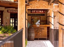 Hotel Palomino Ranch, El Remate (рядом с городом Jobompiche)