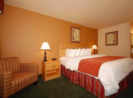 BEST WESTERN PLUS Hartford Lodge, Sutherlin