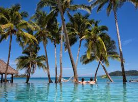 Tropica Island Resort, Malolo (рядом с городом Mana Island)