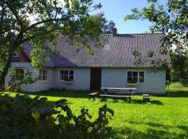 Sepa Jõe Holiday Home, Riksu (Koki yakınında)