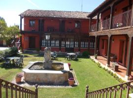 Hotel Los Rastrojos, Aranda de Duero (Hontoria de Valdearados yakınında)