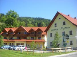 Gasthof Hofbauer, Breitenau am Hochlantsch (Breitenau yakınında)