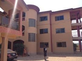 Paradise Lodge Ghana, Anumle (рядом с городом Dome)