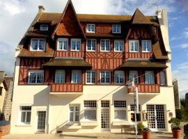 Hotel De La Mer, Blonville-sur-Mer