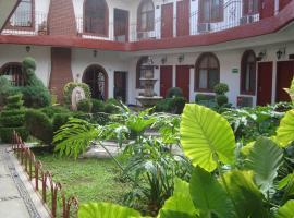 Hotel Los Arcos, Hidalgo del Parral