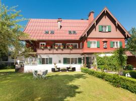 Hotel Geldernhaus, Oberstdorf