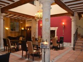 Hotel Condes de Visconti, Tarazona de Aragón