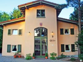 Apartmenthaus Potsdam-Quartett, Potsdam (Neu Fahrland yakınında)