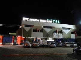 Arrastão Premium Plaza, Muriaé (Patrocínio do Muriaé yakınında)